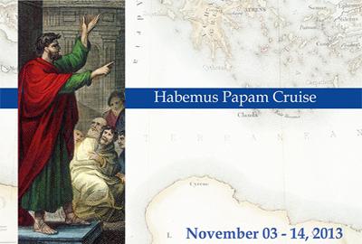 habemus cruise